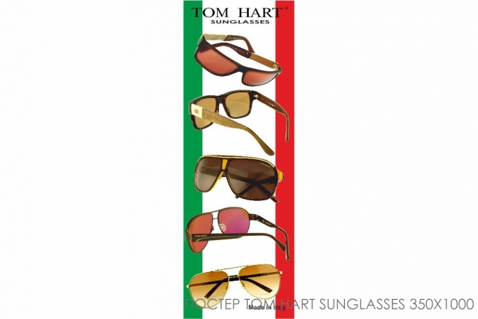 постер tom hart sunglasses 350x1000