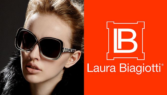 Laura Biagiotti sunglasses